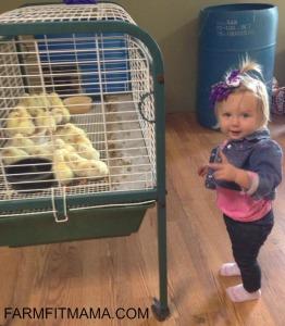 Mylee & Chicks