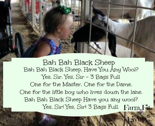 Children Songs Baa Baa Black Sheep with Lyrics - Kids ...