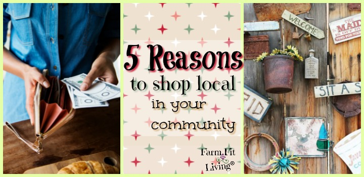 Reasons to Shop Local