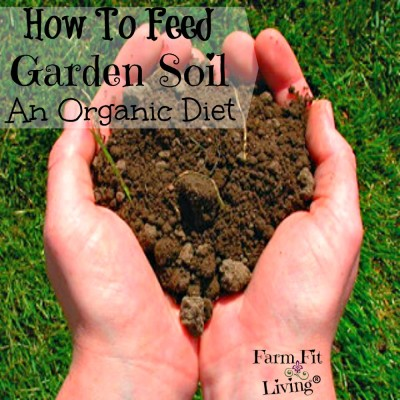 How to Feed Garden Soil an Organic Diet
