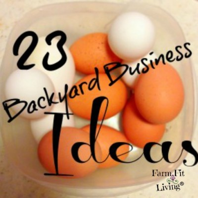 23 Backyard Business Ideas to Create from Your Hobbies