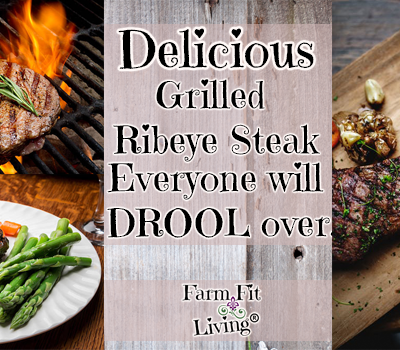 Delicious Grilled Ribeye Steak Everyone Will Drool Over
