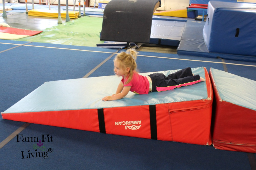 5 Amazing Skills One Year Old Gymnasts Learn