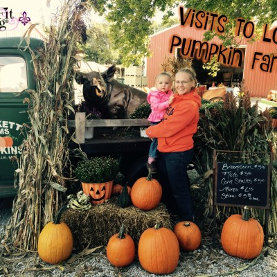 Hey, Pumpkin: Visits to Local Pumpkin Farms