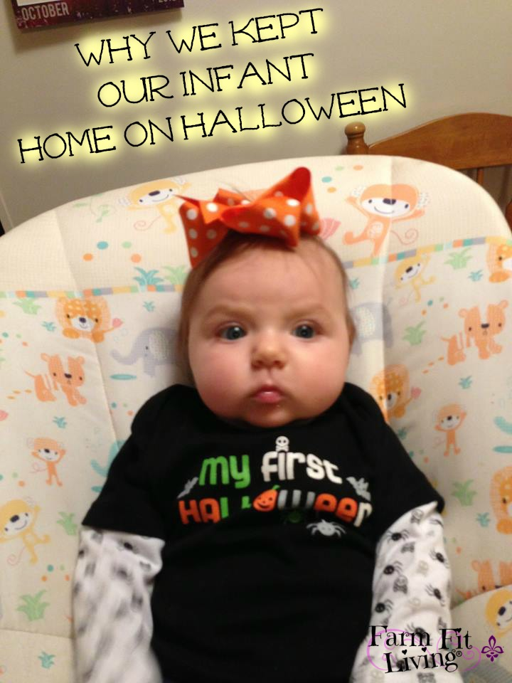 Why We Did Not Expose Our Infant To Halloween Haunts