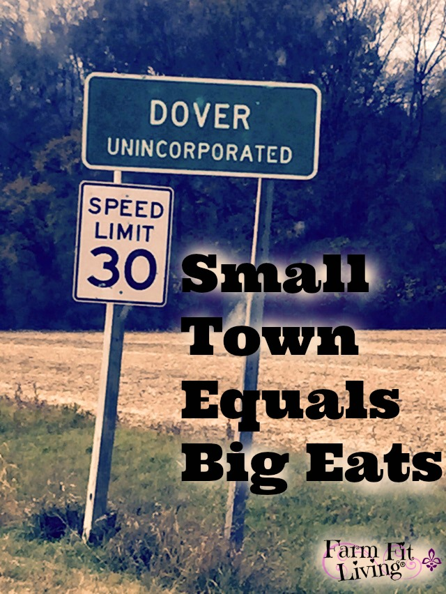 Small Town Equals Big Eats