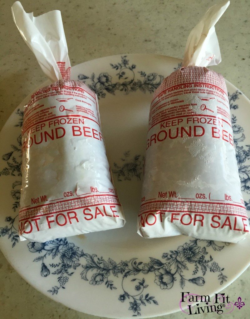 Beefy and Smoky Meatballs