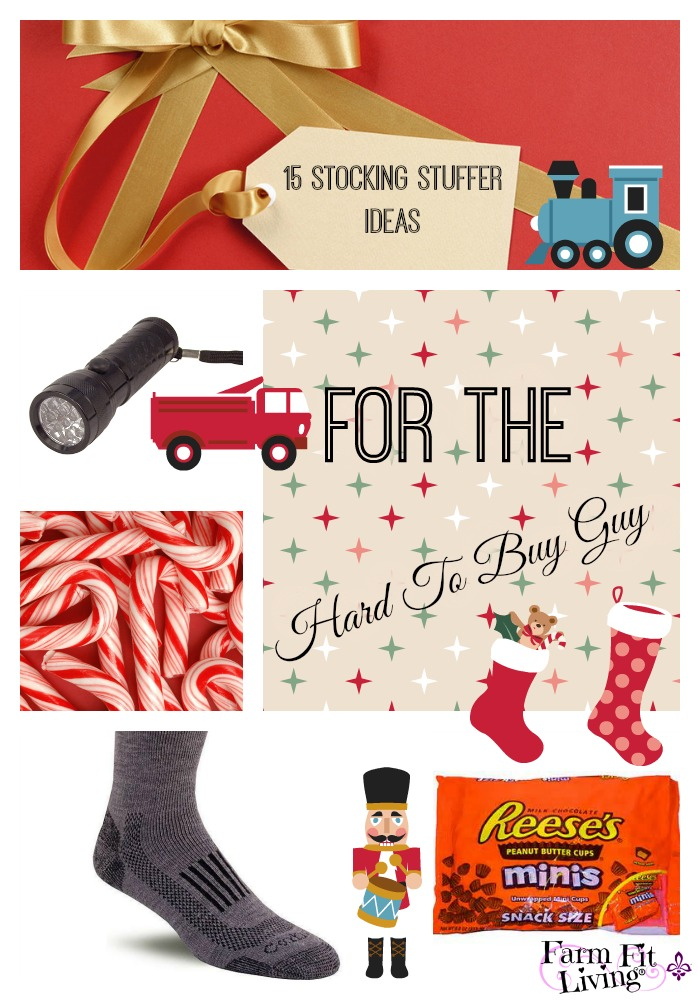 stocking stuffer ideas for the hard to buy guy
