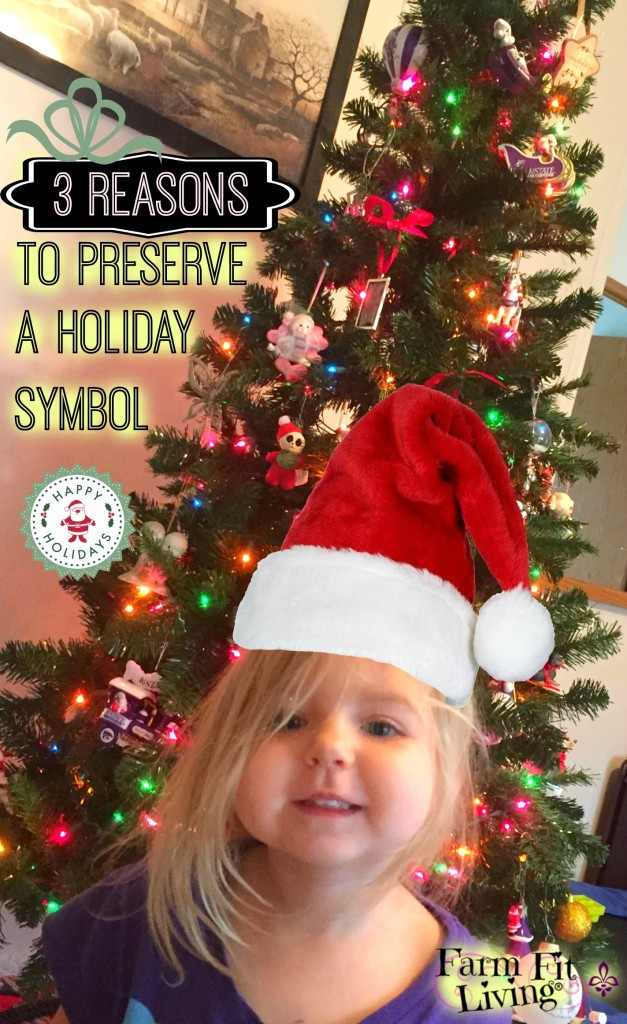 3 Reasons to Preserve a holiday symbol