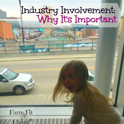 3 Reasons Getting Involved in Your Industry Is Important