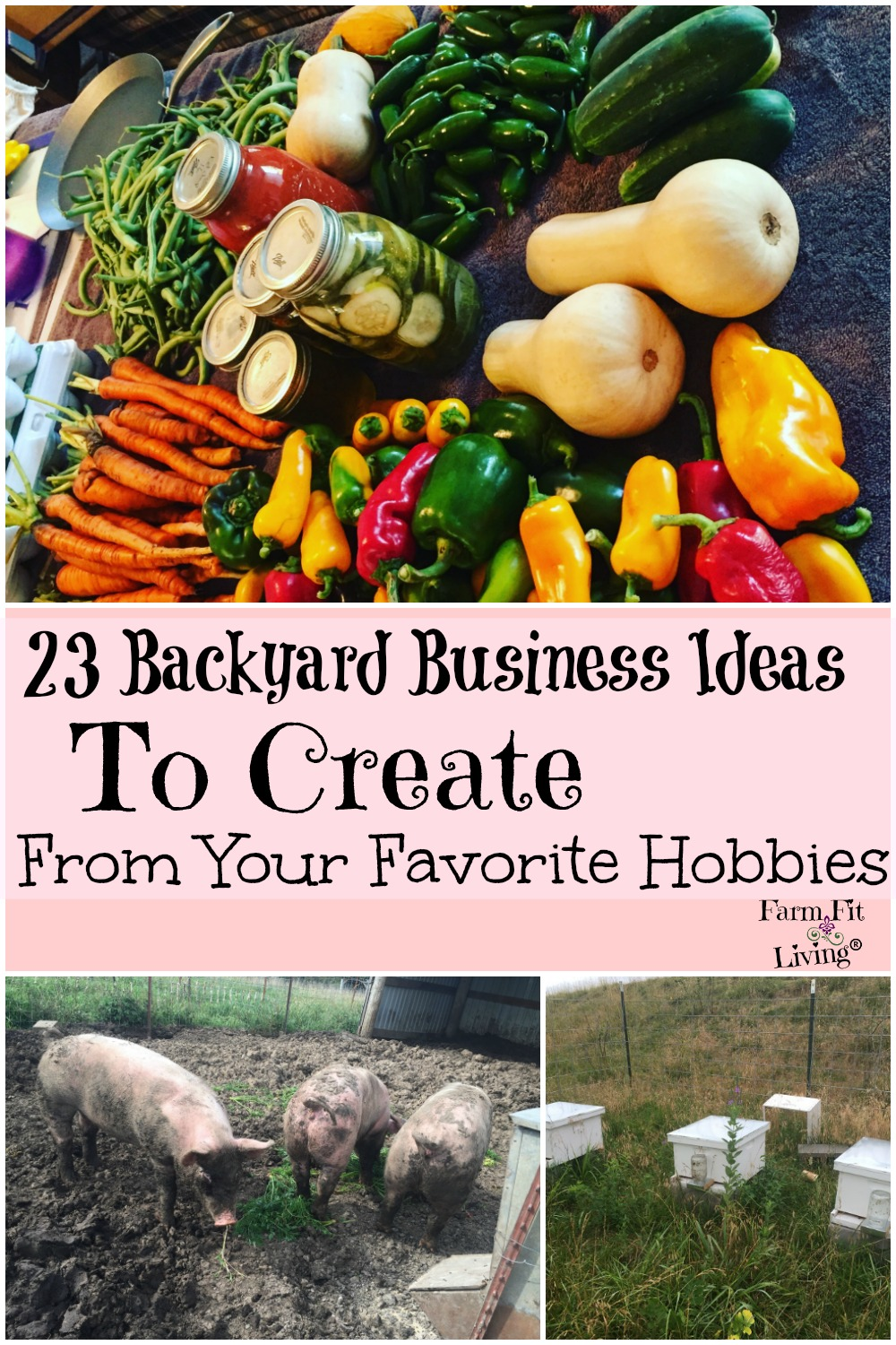 23 backyard business ideas