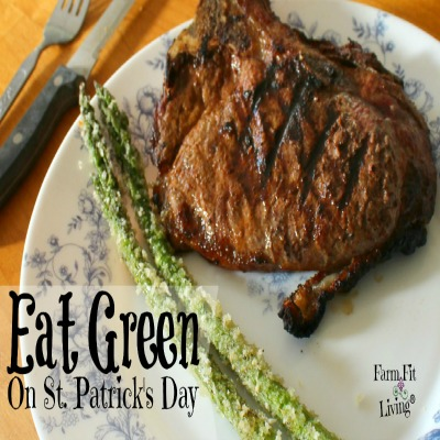 Eat Green on St. Patrick's Day