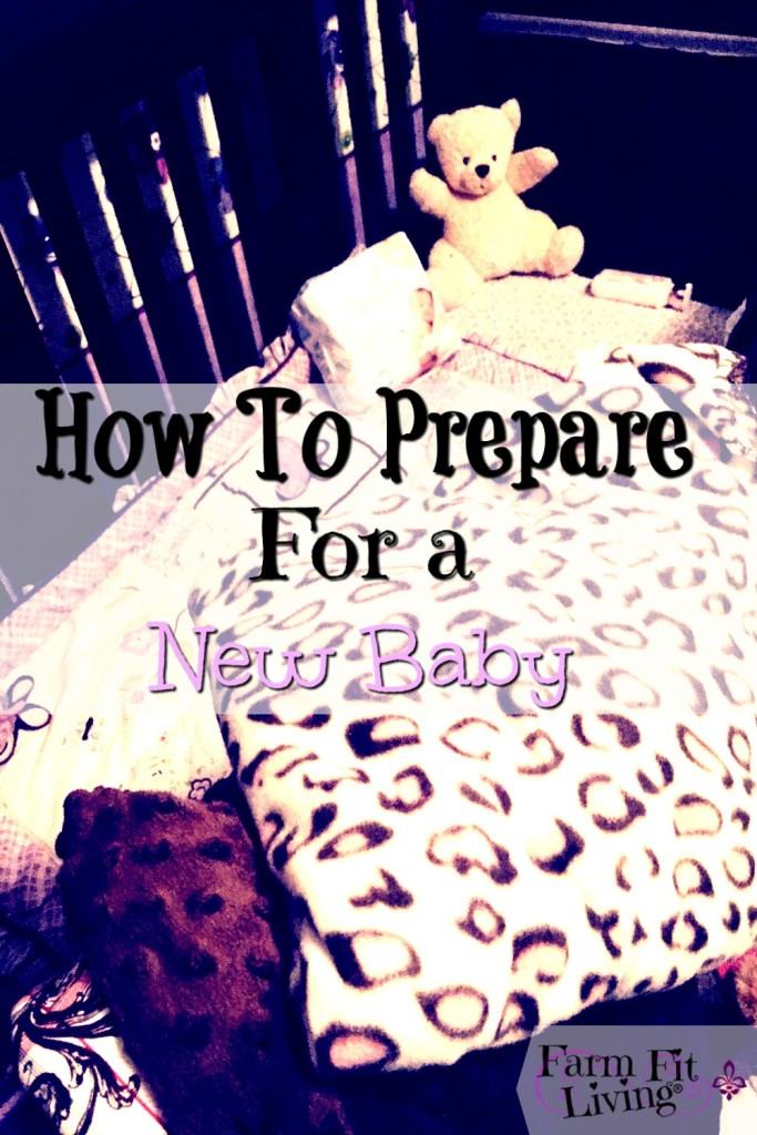 Preparing for new baby