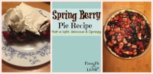 Spring Berry Pie Recipe