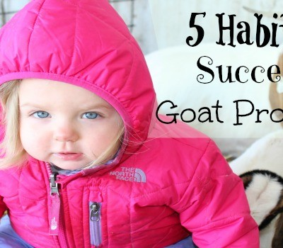 5 Things Successful Goat Producers Do Differently