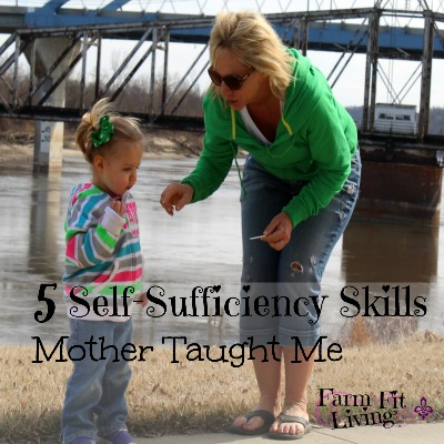 5 Self-Sufficiency Skills