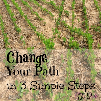 change your path