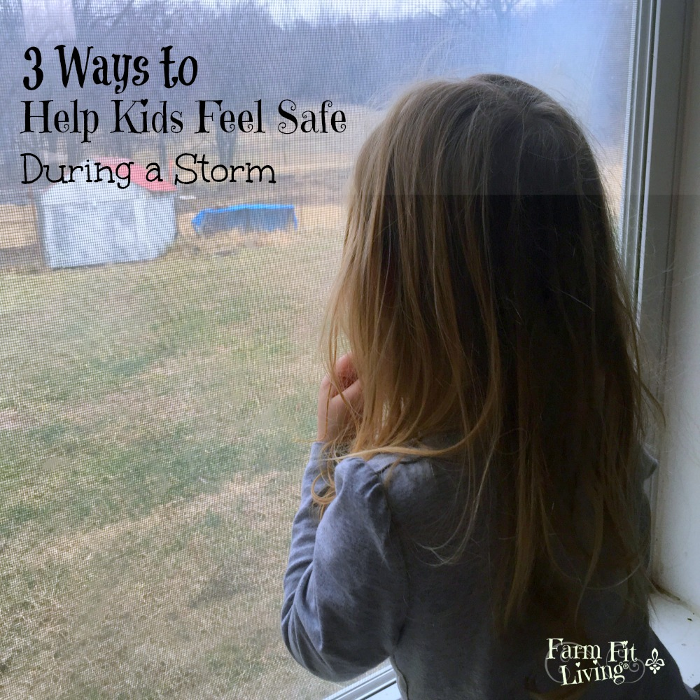 help kids feel safe