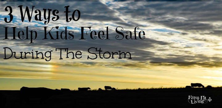 Help Kids Feel Safe