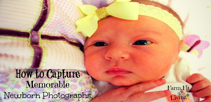 capture memorable newborn photographs
