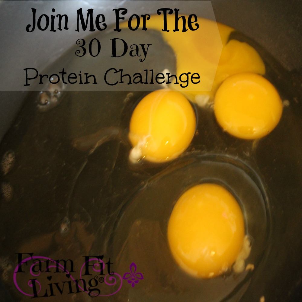 30 Day Protein Action Challenge