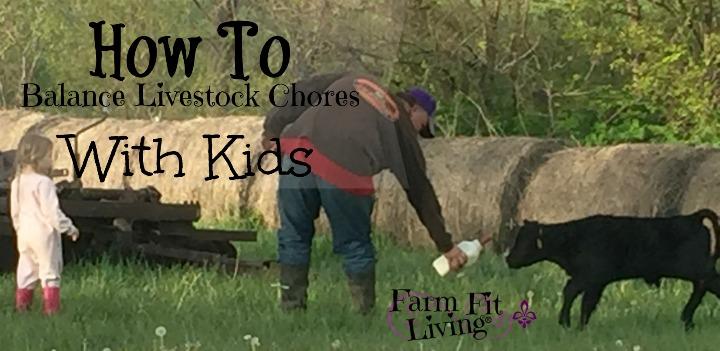 Livestock Chores
