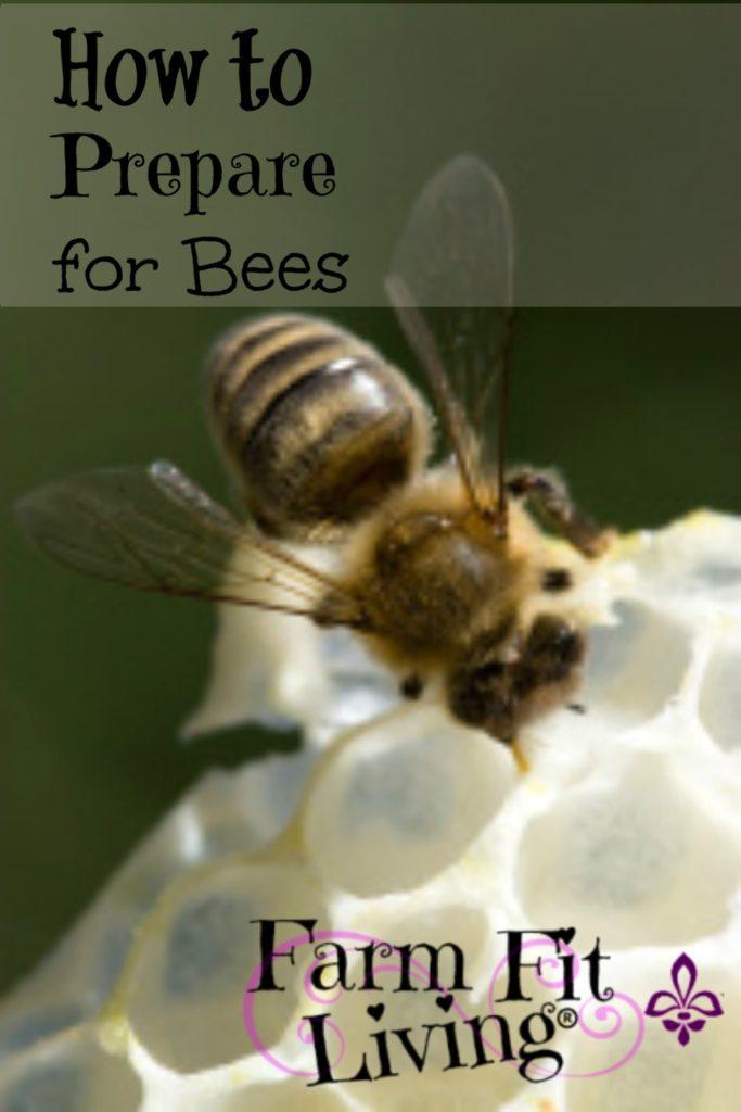 beekeeping prep