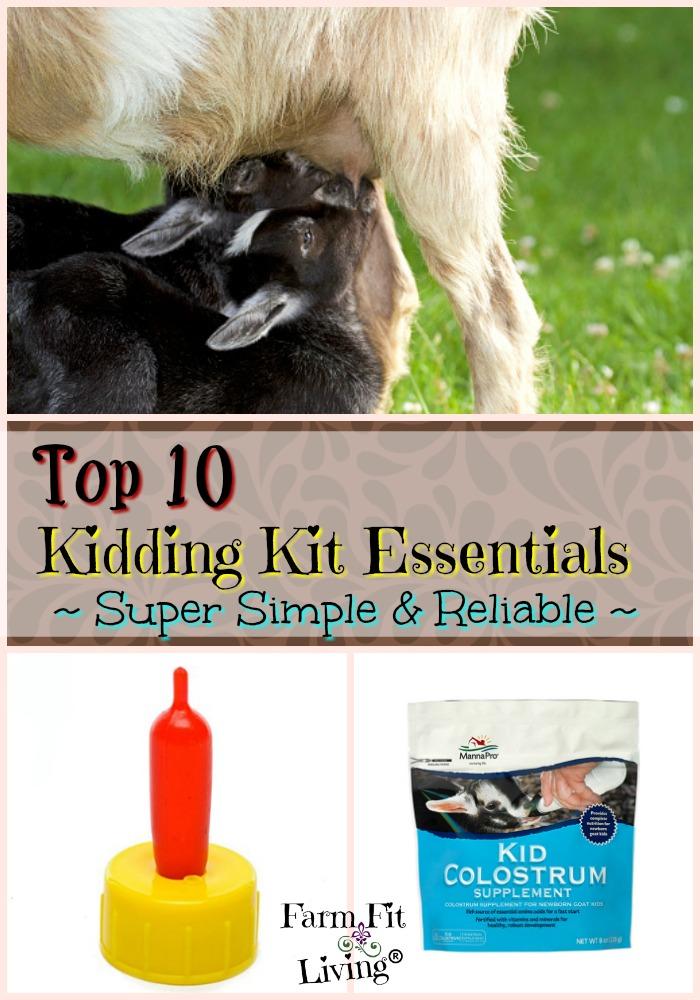 Kidding Kit Essentials