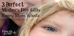 perfect mothers day gifts