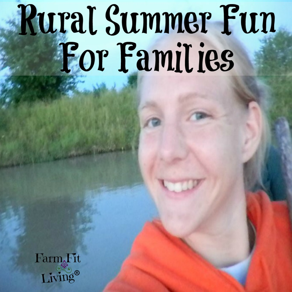 Rural Summer Fun