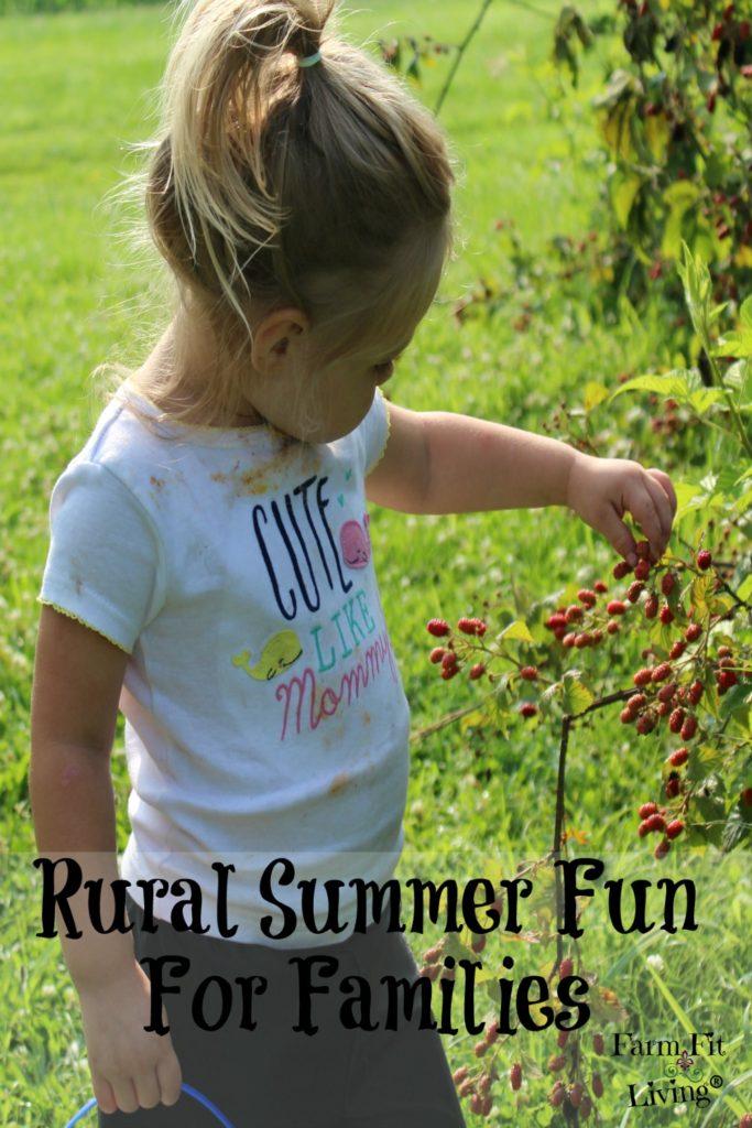 Rural Summer Fun