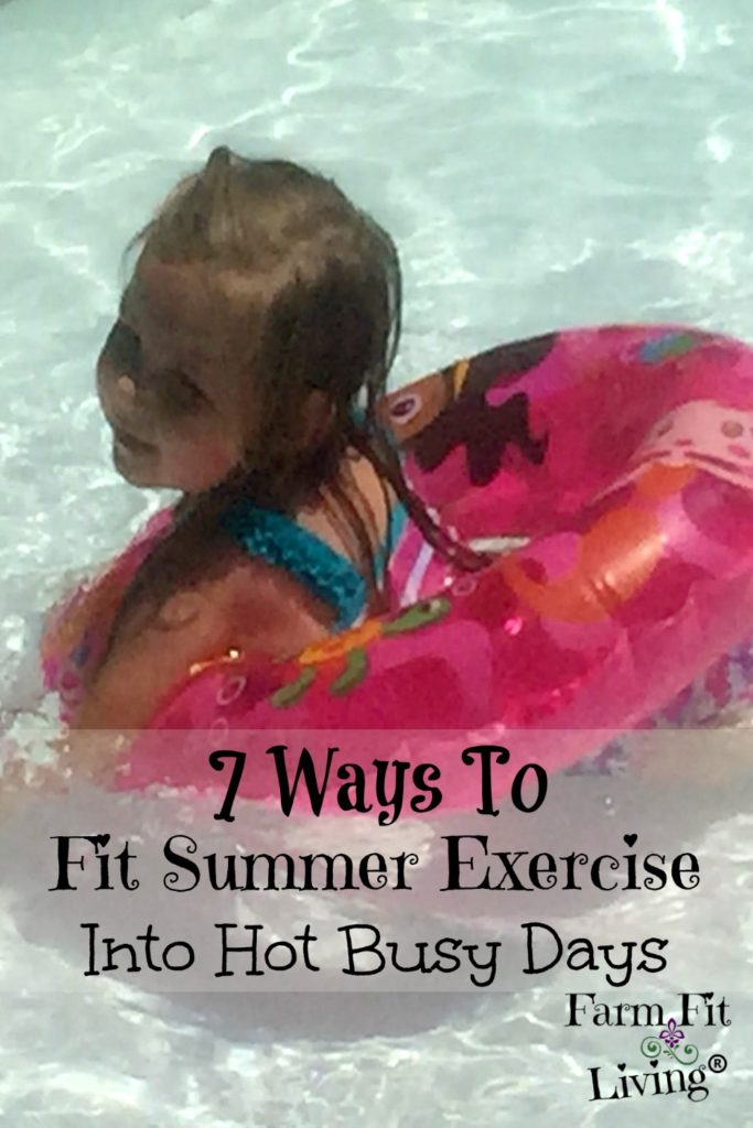 Fit Summer Exercise