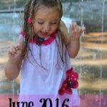June 2016 Photo Shoot