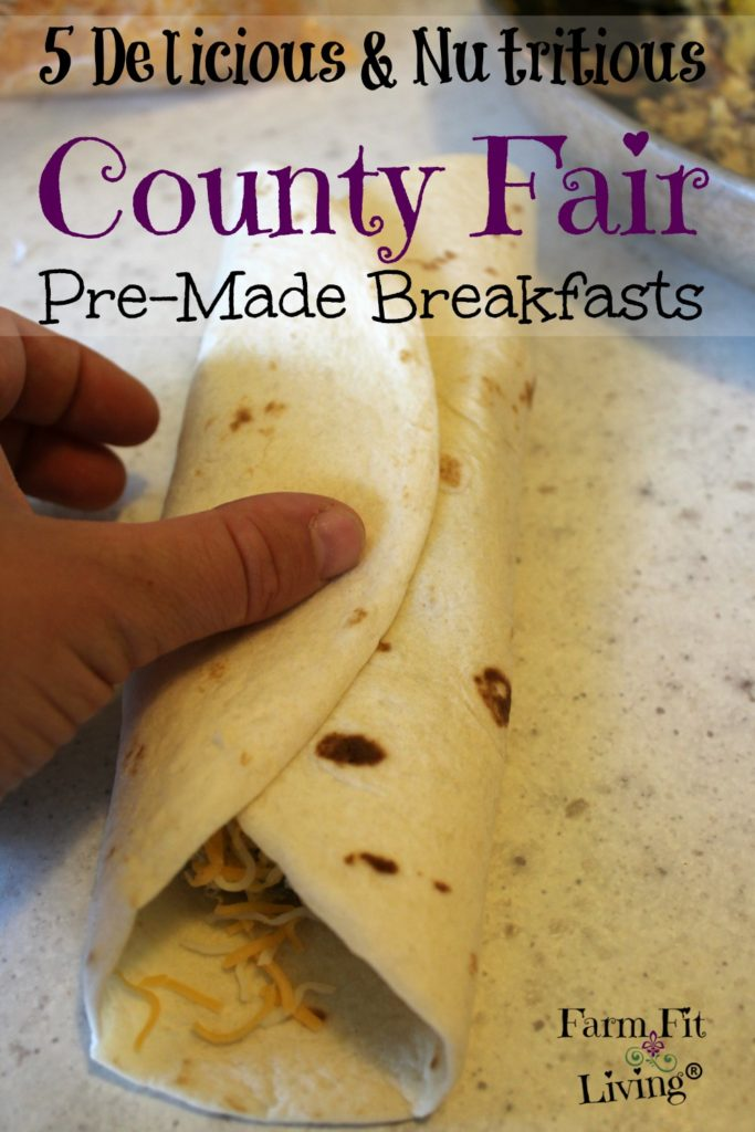 County Fair Pre-Made Breakfasts