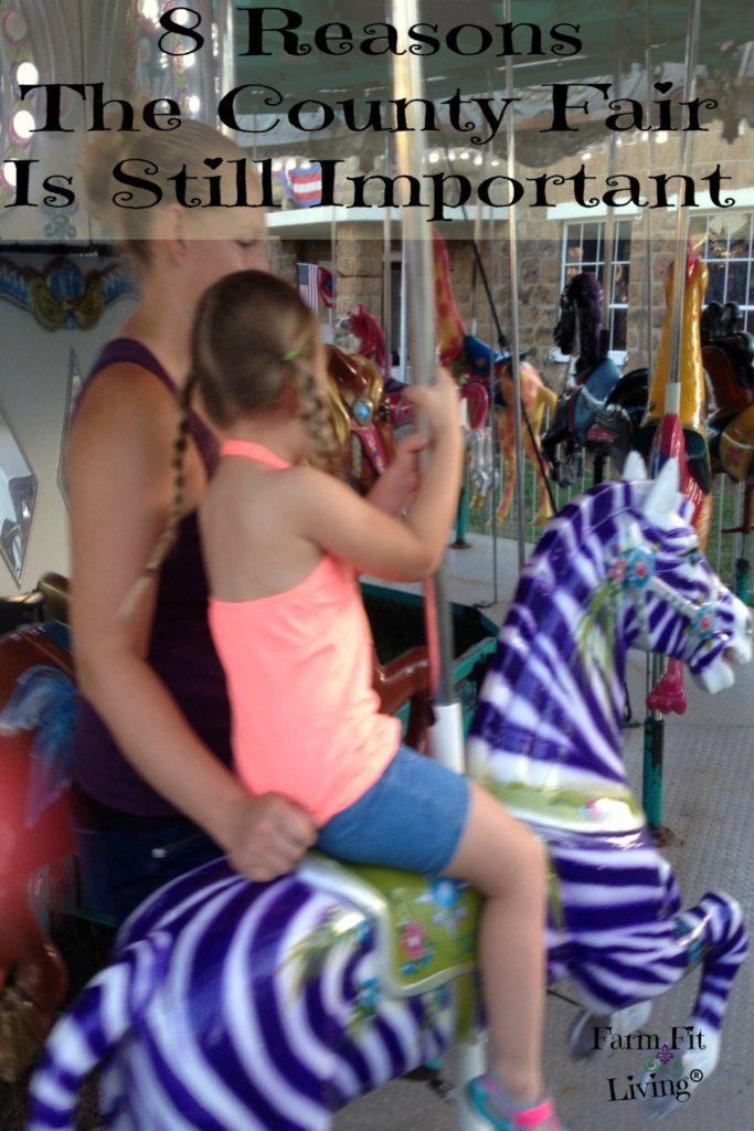 county fair's importance