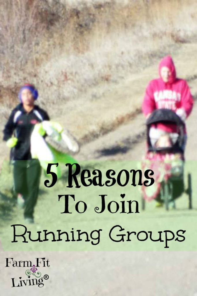Join Running Groups