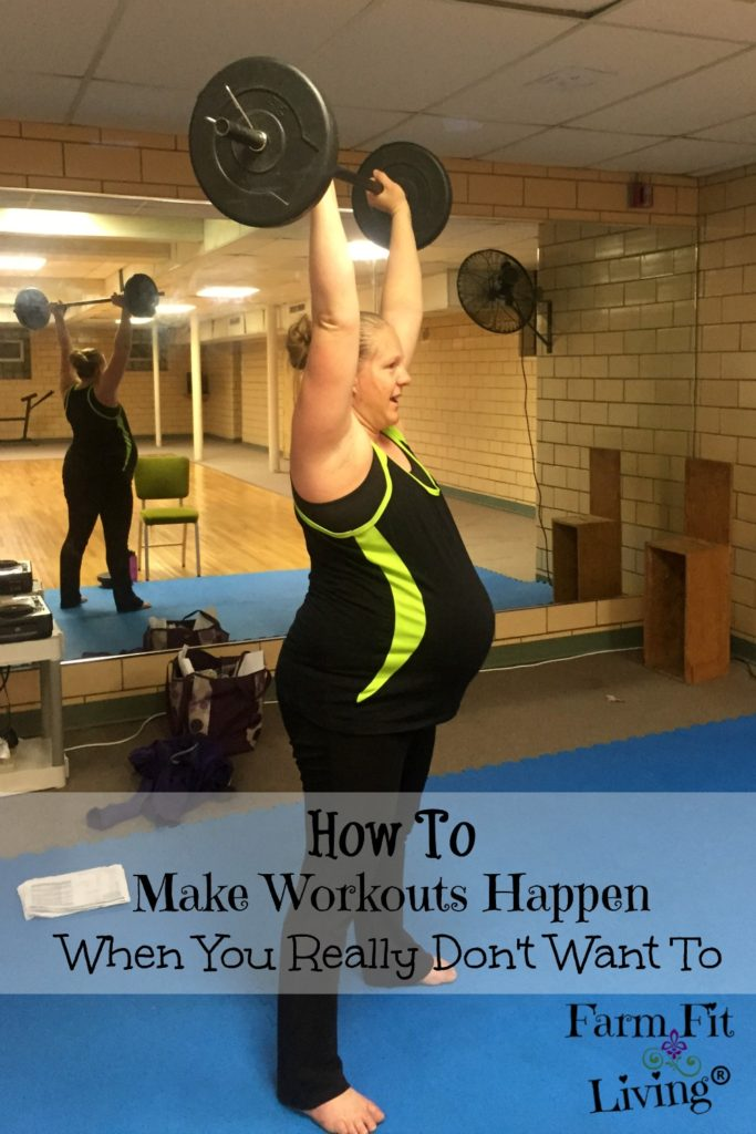 Make Workouts Happen