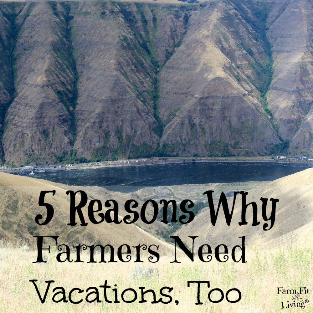 farmers need vacations