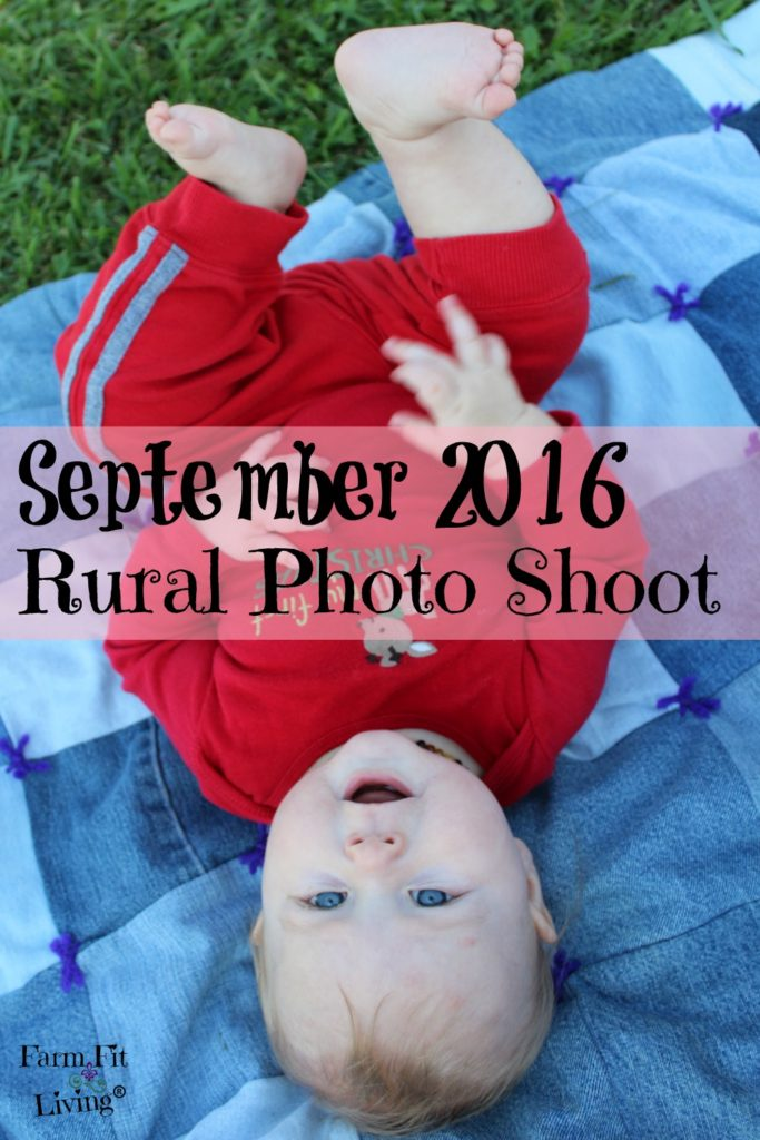 September 2016 Rural Photo Shoot