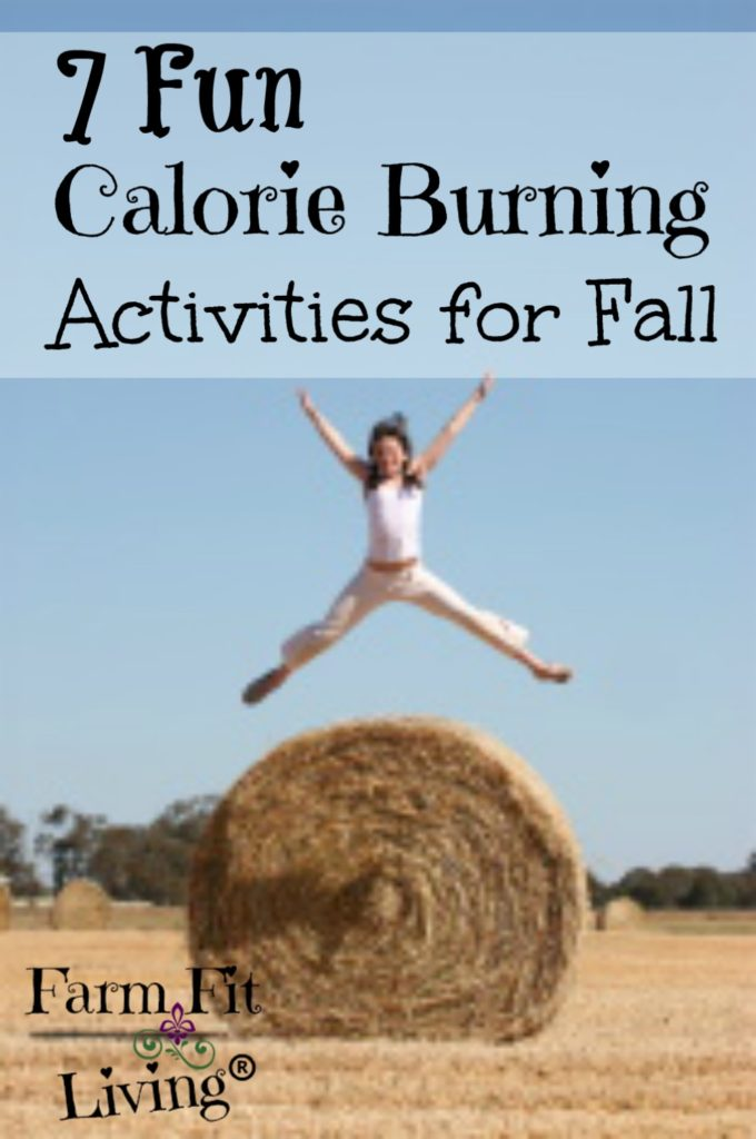 Calorie Burning Activities