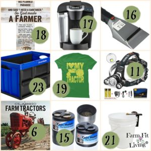 gift ideas for farmers