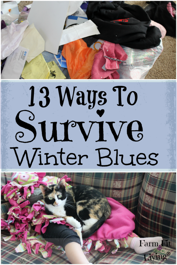 13 ways to survive winter blues