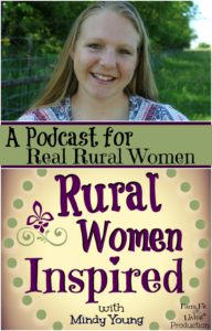 A Podcast for Real Rural Women