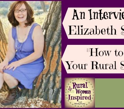 Build Your Rural Sisterhood with Elizabeth Shipstead