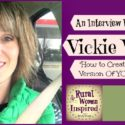 How To Create The Best Version Of Yourself With Vickie Winter