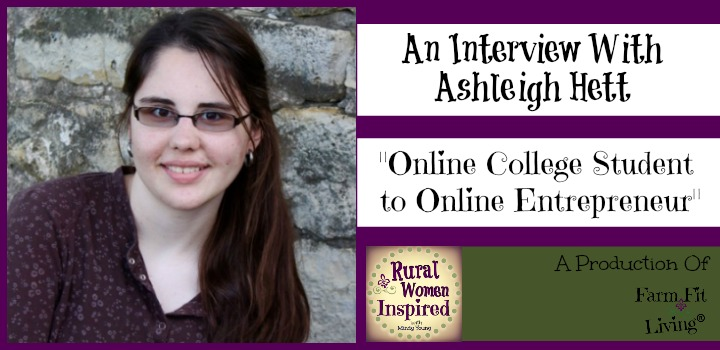 Online College Student to Online Entrepreneur