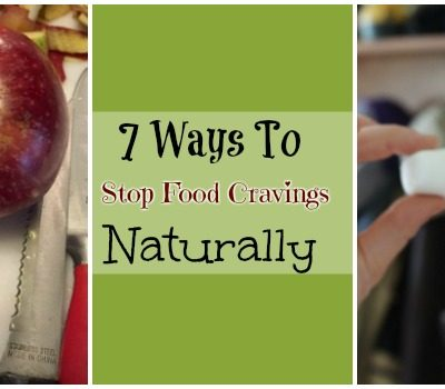 stop food cravings naturally