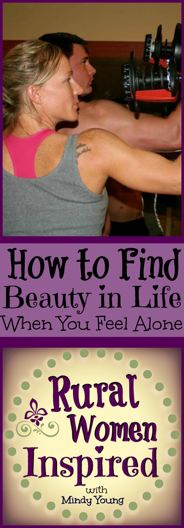Do you struggle to find beauty in life? Let this inspirational story guide you. Episode 20.
