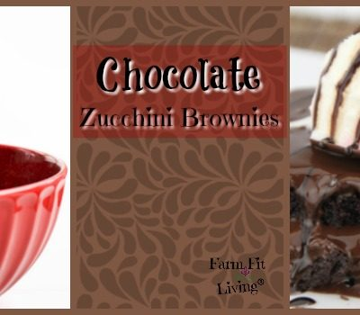 Gooey Chocolate Zucchini Brownies Recipe
