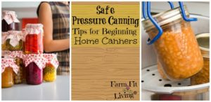 safe pressure canning tips